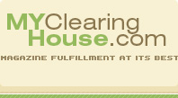 www MYClearingHouse com - Magazine Subscription Fulfillment